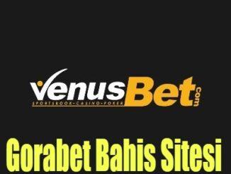 Gorabet Bahis Sitesi